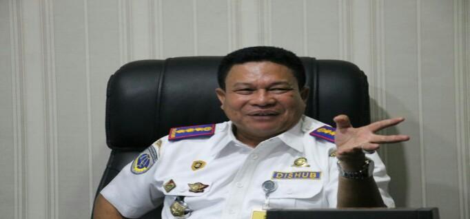 Kepala Dinas Perhubungan Kota Batam Rustam Effendi