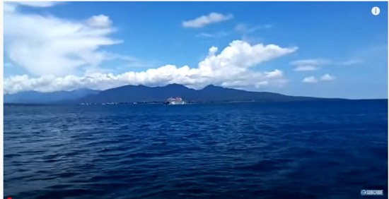 Kapal KMP Raflesia 2 yang tenggelam pada tanggal 4 Maret 2016, sekira pukul 12.45 Wib