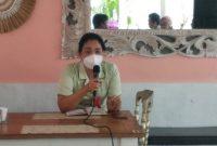 Ket Poto. Plt. Direktur RSU Negara dr. Ni Putu Eka Indrawati