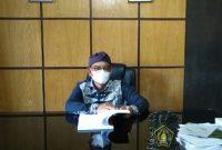 Ketua Fraksi Gerindra DPRD Jembrana Ketut Sadwi Darmawan