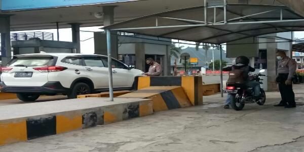 Ket Poto, Pintu masuk Loket Tiket Pelabuhan Gilimanuk