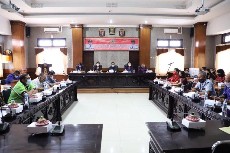 Ket Poto, Staf Ahli se-Bali Kunjungi Gianyar