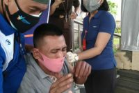 Ket Poto, Sopir Logistik asal Lumajang takut disuntik vaksin